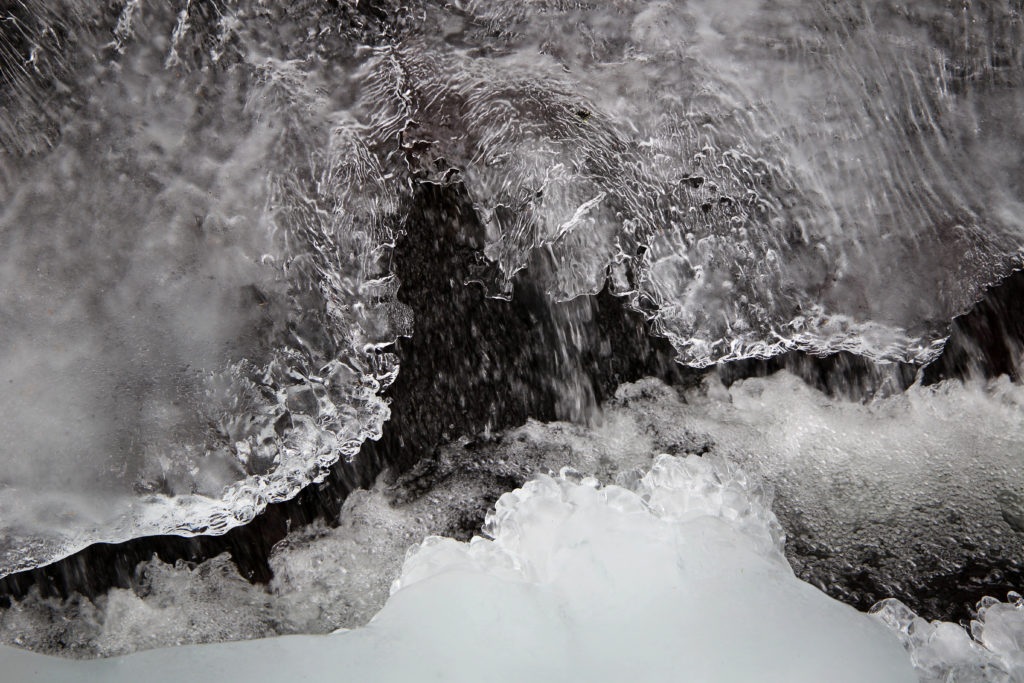 Water and Ice Formation