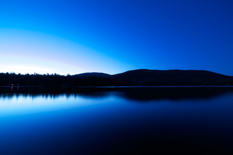 Reflections at Blue Hour