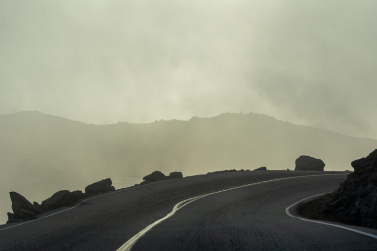Moody Mountain Road