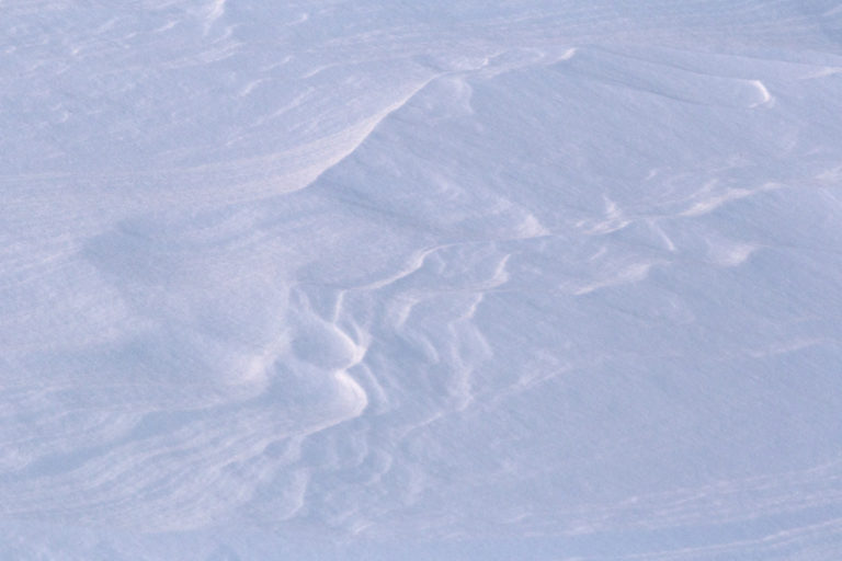 Subtle Snowdrifts