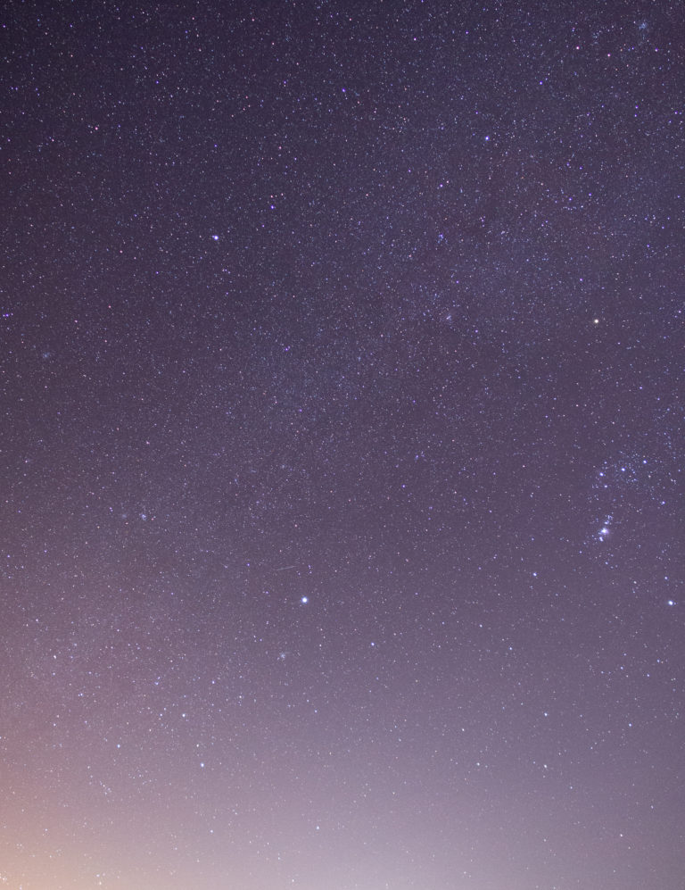 Simple Night Sky