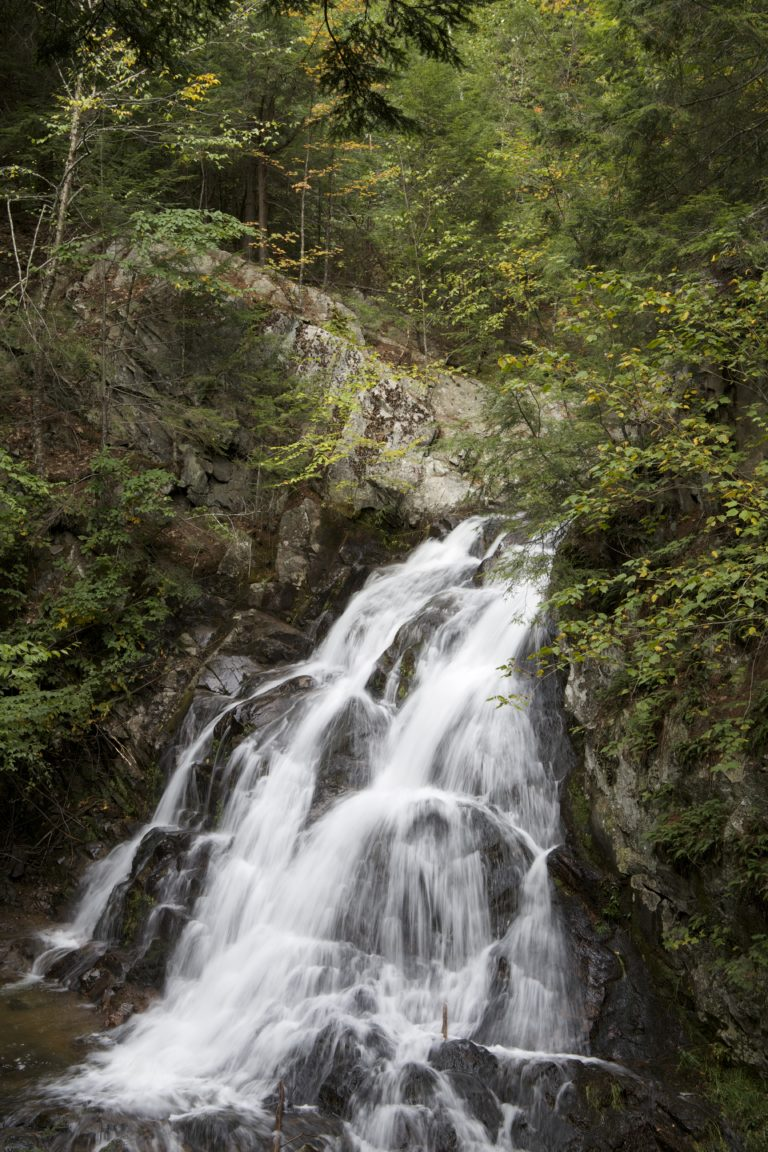 Cascading Spring Waterfall