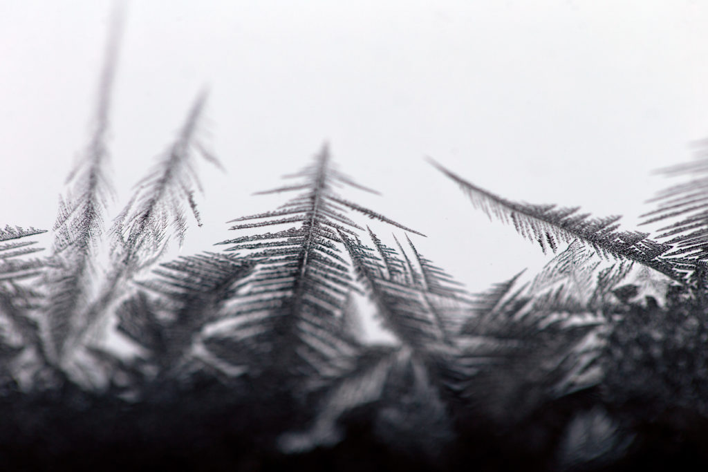 Fingers of Frost